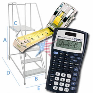 untitled  Rolling Ladder, We Build Platforms Too! Prices on Line, 888.661.0845