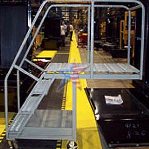 Custom Rolling Ladder Amp Platform Challenge 888 661 0845