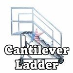 Ladder 500lb. cap.