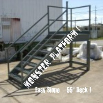 Monster Loading Platform-Homeland 400