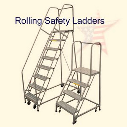 rolling-safety-ladder-HomelandLand-888.661.0845