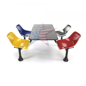 OFM 1004 cafeteria tables multi color