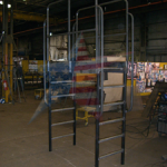 Picture 047 1 150x150 We Also Build to Customer Prints or Concepts! Custom Platform Ladders!