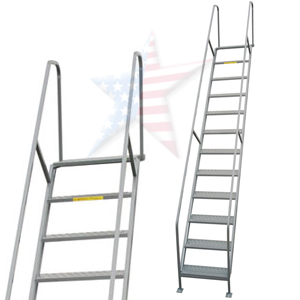 access stairway Rolling Ladder, We Build Platforms Too! Prices on Line, 888.661.0845