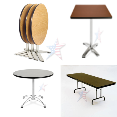 cafe,folding-tables